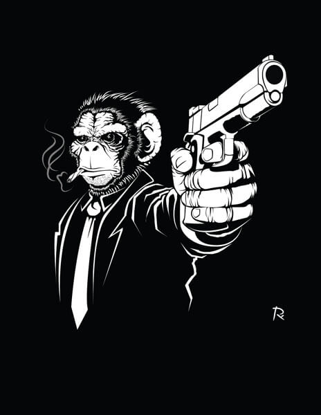 Don't Mess With Da Monkey